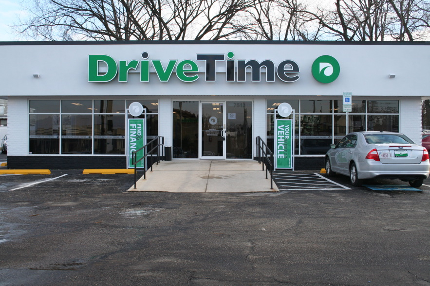 Drive Time - Glen Burnie