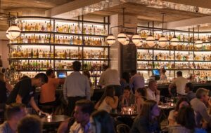 Restaurant Construction – Let's Head to the Bar