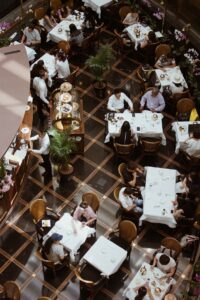 Restaurant Construction: Catering to the Dining Experience