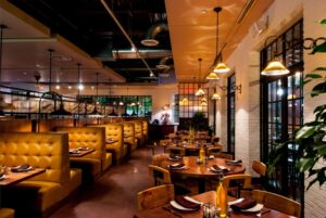 Restaurant Construction - Pros and Cons of Booth Seating