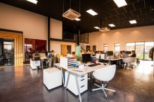 Office Building Construction – Let's Shed Some Light
