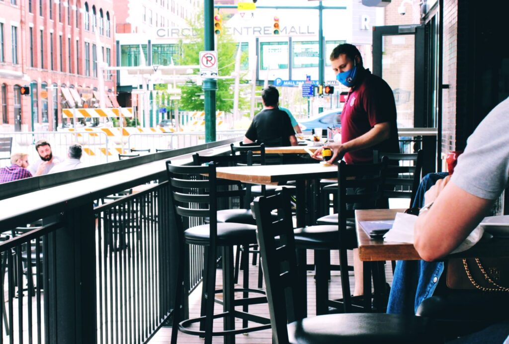 How Restaurant Construction and Design May Change For A New Normal
