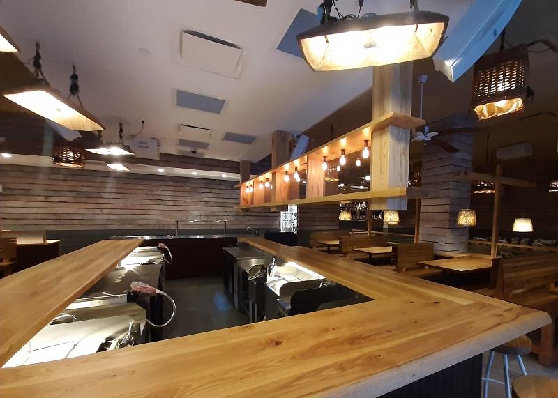 Just Completed: Bartaco Restaurant in Arlington, VA