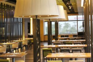 A great looking restaurant comes from quality restaurant construction services.